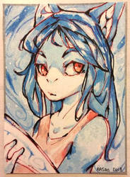 ACEO : Nexus by RajahACEO