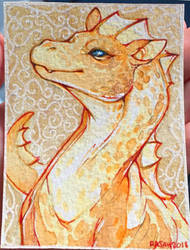ACEO : Honey by RajahACEO