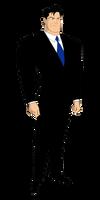 Bruce Wayne by DawidARTe