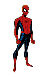 Spider-Man by DawidARTe