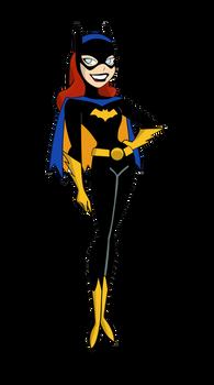 Batgirl by DawidARTe