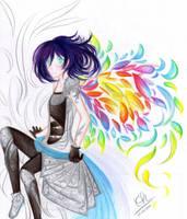 Wings. by Berichan