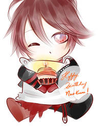 Nao-kun, Happy birthday! by Berichan