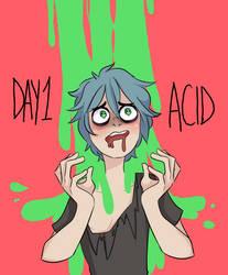 Goretober - Day 1 by Mito-Aikawa