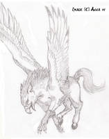 Hippogriff by Anna-XIII