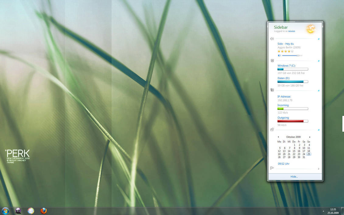 samurize windows 7