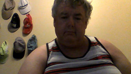 Me In New Tank Top by robertkeithjohnston