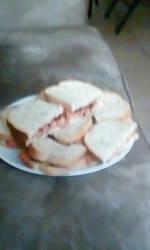 Hot Dog Sandwiches by robertkeithjohnston