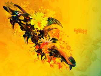 Flowers by Karpiu23