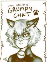 Grumpy Chat by JuditG