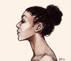 Reference practice by JuditG