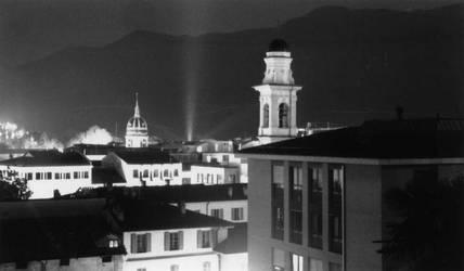 Lugano by night by redux