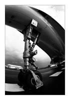 concorde landing gear by redux