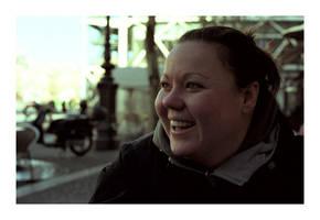 paris - sometimes she smiled by redux