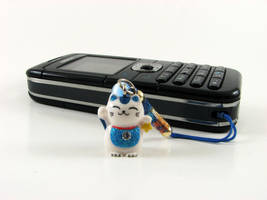 Lightbox - Cell Phone Charm by suricata5