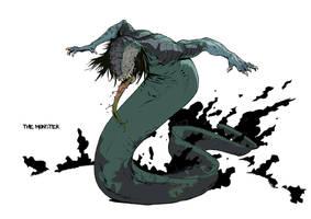 Monster by katya-gudkina