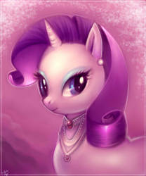 Portrait of a Diva by Sukesha-Ray