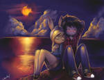 Marshall Lee x Fiona: Don't Leave Me. by Sukesha-Ray