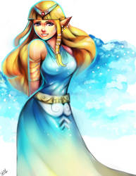 Zelda. by Sukesha-Ray