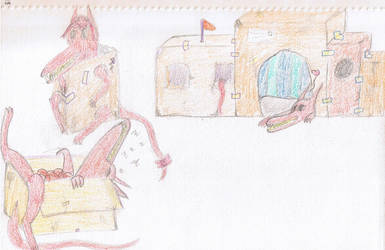DTA Entry - WHATS IN THE BOX????? by ZombieGarou