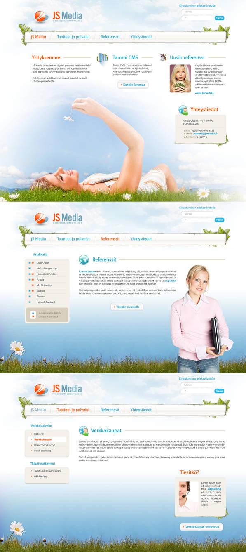 JS Media ver. 2 by Mellikki