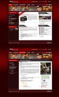 Elokuvateatteri.com by Mellikki