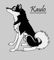 Kaulo - Siberian Husky by tiogawhitewolf