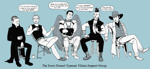 Typecast villain support group by lily-fox