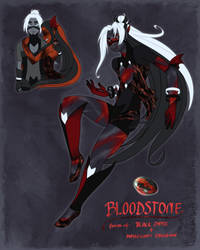 SU Fusion: Bloodstone by PuroArt
