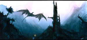 The valley by VampirePrincess007