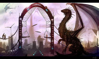 Turoldris Guard by VampirePrincess007