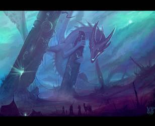 The ancient keeper by VampirePrincess007