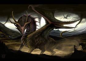 Storm lords by VampirePrincess007