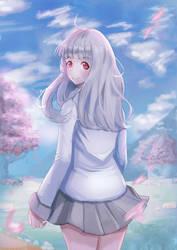 sakura by Dreamkite0119