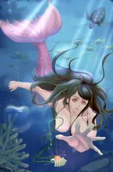 Mermaid by Dreamkite0119
