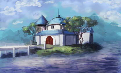 castle by Dreamkite0119
