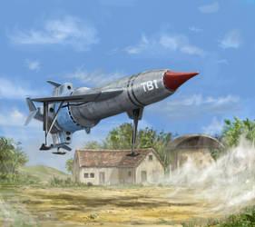 Thunderbird 1 by matteline67