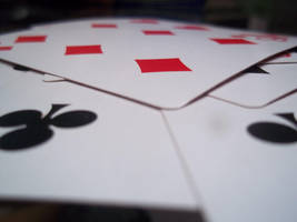 Cards From a Unique Angle by photographybymia