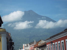 A Guatemalen Mountain by photographybymia