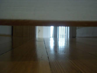 Under the Door by photographybymia