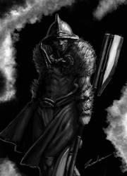 Gladiator sketch by Bowly69