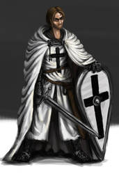 Knight character 1 by Bowly69