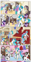 Comic - Twilight's First Day #17 by muffinshire