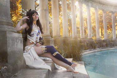 Rin Ishtar - Fate Grand Order by Lanaluuv