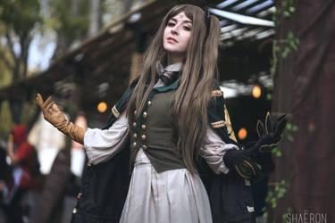 Lady Four - Drakengard 3 by Lanaluuv