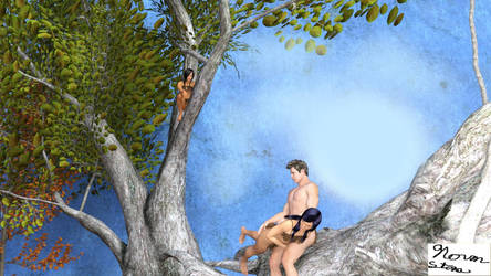 Jungle3 by gameone54