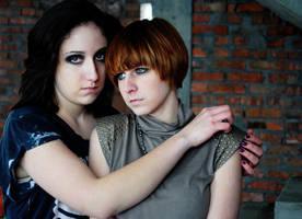 friendship by rymarowicz
