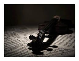 :Bach Violin Concerto - A min: by Chiccoluna
