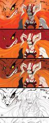 Demons Shonen Breakdown by siamgxIMA