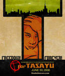 T for Tasayu a Parody ID by siamgxIMA